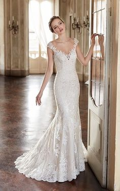 Eddy K 2017 Wedding Dress