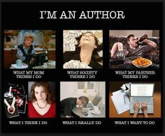 """""""I'm An Author"""" pinned from Nutrizonia's blog. She writes,  """"I believe that writing is for the knowledgeable people, it's almost like a sacred act, the transformation of ideas, descriptions, places, and emotions into words is a dreamlike doing, therefore writing is created by articulate, and eloquent persons, thus I'm not a writer."""" http://www.nutrizonia.com/who-im-i-a-writer-or-a-blogger/#sthash.idnvvIz7.dpuf"""