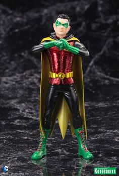 Robin DC Comics New 52 ArtFX+ Statue from Kotobukiya