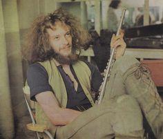 Ian Anderson looking like a cute little satyr