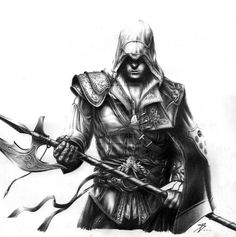 Assassins Creed #fanart