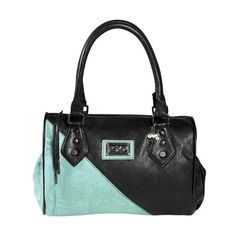 Fox Racing Mixed Up Duffle Women's Fashion Purse - Meadow Mist / Size... ($50) ❤ liked on Polyvore