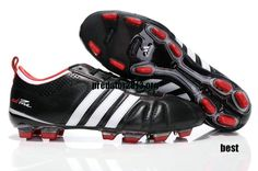 online store ac847 ba887 Adidas AdiPure IV TRX FG - Black White Red  59.89 Soccer Boots, Football  Boots,