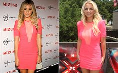 Batalha de looks: Ashley Tisdale X Britney Spears!