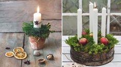 S nami si pripravíte advent v prírodnom záhradkárskom štýle.