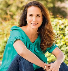 Andie MacDowell (Cedar Cove) on Small-Town Roots. This is a great article, couldn't agree with it more! And love Andie and Cedar Cove :)