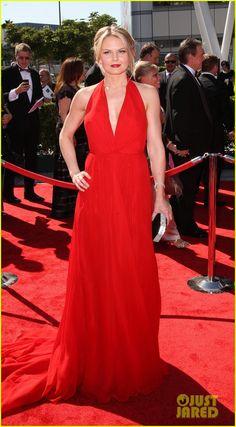 Jennifer Morrison & Morena Baccarin: Creative Arts Emmys!
