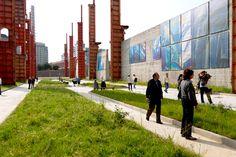 Parco Dora by Latz + Partner « Landscape Architecture Works | Landezine