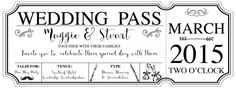 vintage-boarding-pass-wedding-invitation.jpg (900×337)