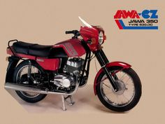 Vintage Motorcycles, Cars And Motorcycles, Jawa 350, Classic Bikes, Vintage Posters, Illustrations Posters, Retro Vintage, Vehicles, Artwork