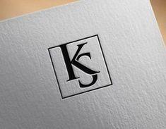 Design me a monogram/logo contest on Freelancer. Enter this Graphic Design contest, find Design jobs or post a similar contest for free! Design Blog, Logo Design Inspiration, Design Ideas, Cake Logo Design, Branding Design, Monogram Design, Lettering Design, Sk Logo, Two Letter Logo