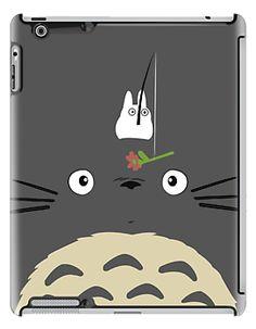 'Cute Totoro ' iPad Case/Skin by Minette Wasserman