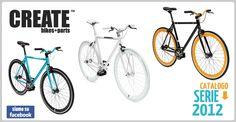 Create Bikes Italia