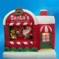 """Airblown Inflatable Christmas Decorations 