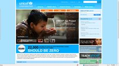Nonprofit Mission Statements for Today's Donors: U.S. Fund for UNICEF