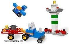 LEGO - 5898 - Autó építő készlet (139db-os) - Egyéb Lego készlet
