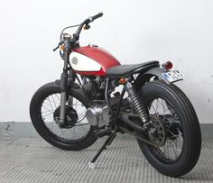 """SR 250 """"Just4Girls"""" - CRD Motorcycles"""