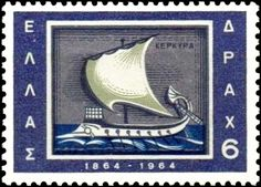 Greek and thematic stamps
