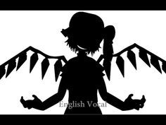 Touhou - Bad Apple [English vocal by Cristina Vee] - YouTube