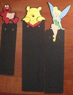 JACQUI J: cricut bookmarks