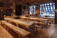 Albert's Schloss (Manchester, UK), Restaurant or Bar in a heritage building | Restaurant & Bar Design Awards