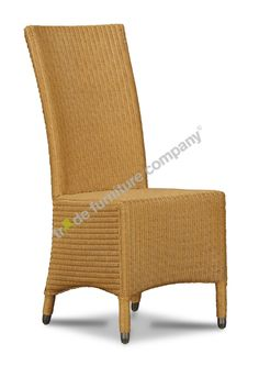 Organic Dining Chairs | Jali Natural 120cm Dining Table & 4 Havana ...