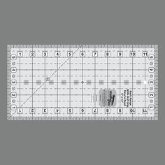 "Creative Grids Basic Range 6"" x 12"" Rectangle. $17.95"