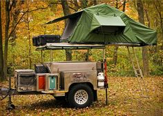 All Terrain Camping Trailer by Campa USA 1