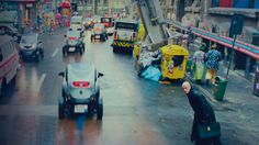 The tiny electric Renault Twizy stars in a new futuristic film from director Terry Gilliam, called The Zero Theorem. Ben Whishaw, Terry Gilliam, Christoph Waltz, Beat Em Up, Admit One, Matt Damon, Lego City, Horror Art, Fantasy World