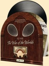 The War of the Worlds, 1 Schallplatte