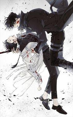 Anime W, Dark Anime, Anime Art Girl, Kawaii Anime, Handsome Anime Guys, Cute Anime Guys, Character Inspiration, Character Art, Anime Triste