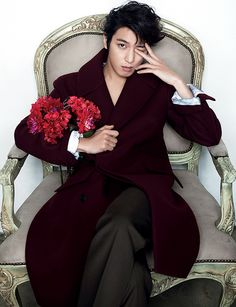 Jung Yonghwa for CéCi's February Issue