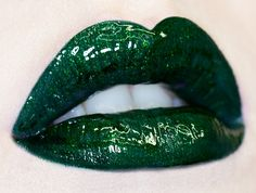 Green Lips by FuturisticNews.com