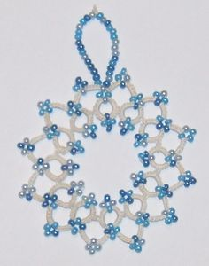 West Pine Creations: snowflake inspiration (no pattern)