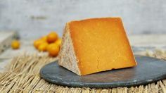 Red Leicester Cheese. Pair With An Oak Forward Chardonnay Or Pinot Noir.