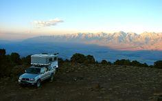 Mazourka Peak