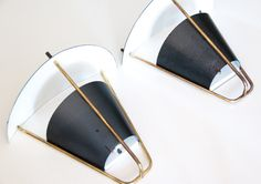 Gerald Thurston Wall Sconces  Lightolier  by TheCactiCollective