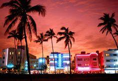 Onde ficar em Miami: Melhores regiões #viagem #orlando #disney