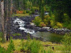 grand teton crest trail | Grand Teton National Park: Jenny Lake and Hanging Canyon Loop Hike ...