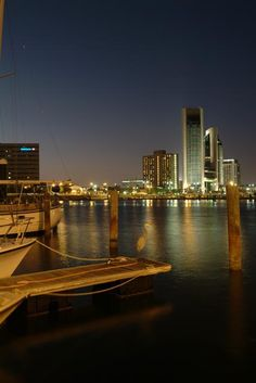 Corpus Christi, TX : Corpus Christi Skyline..  Fantastic memories of being a teenager here..