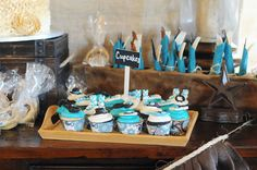 Howdy Western Cowboy Turquoise Baby Shower | Baby Lifestyles