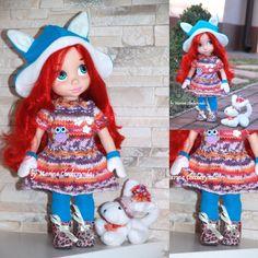 Doll clothes for Disney animator dolls-16' by FairyTaleLOVEit on Etsy