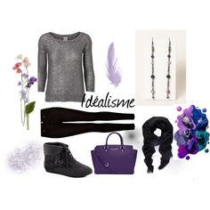 """""""Idéalisme"""" by rere2111 on Polyvore"""