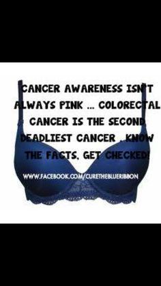 Awareness -- Colon Cancer
