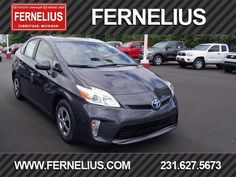 New 2012 Toyota Prius 5dr HB Two