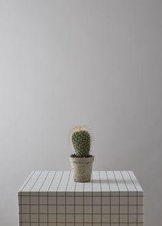 Concrete Mini Cactus Pot by geofleur on Etsy Cactus Pot, Mini Cactus, Cacti, Geo, Concrete, Vase, Handmade Gifts, Plants, Vintage