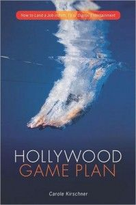 Screenwriting Product Review: 'Hollywood Game Plan' by Carole M. Kirschner #scriptchat