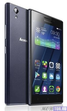 Lenovo начинает продажи в России смартфона P70