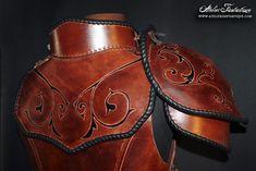 Duellist larp armor by AtelierFantastique.deviantart.com on @DeviantArt