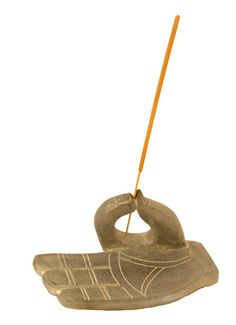 Hand of Buddha Incense Holder